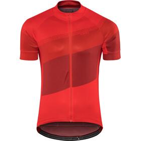 Giro Chrono Sport Pyöräilypaita Miehet, bright red terrace